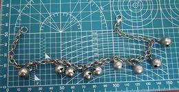 BRACCIALE METAL CAMPANELLE   BIGIOTTERIA - Bracelets