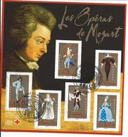 98. Opéras De Mozart 2006 - Oblitérés