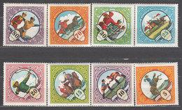 Mongolia - Correo 1959 Yvert 134/41 ** Mnh   Deportes - Mongolië