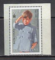 Mongolia - Correo 2000 Yvert 2437K ** Mnh Kennedy - Mongolie