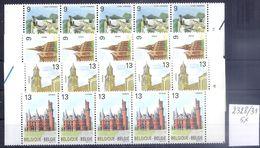 BELGIE * Nr 2328/31 * 5 Stuks - 220 Frank/franc * Postfris Xx - Bélgica