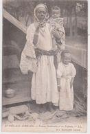 VILLAGE AFRICAIN - FEMME SOUDANAISE ET SES ENFANTS - Sudan