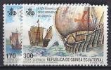 COLON - GUINEA ECUATORIAL 1990 - Edifil #129/30 - MNH ** - Cristoforo Colombo