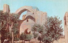 Russia/Uzbekistan - SAMARKAND Самарқанд - Bibi Khanum Mosque (die Moschee, Mosquée) ♥ - Uzbekistan