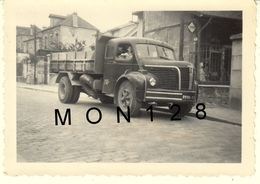 CAMION A IDENTIFIER - PHOTO ANCIENNE 9x6 Cms - Auto's