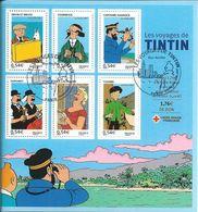 109. Les Voyages De Tintin 2007 - Gebraucht
