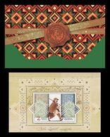 Ukraine 2020 Mih. 1864 Europa. Ancient Postal Routes (booklet) MNH ** - Ukraine
