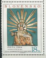 """Slovaquie ** N° 275 - Art. """"Pietà"""" Basilique De La Vierge Marie à Sastin - Slovacchia"""
