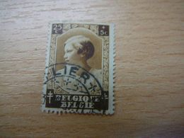 (29.06) BELGIE 1937  Nr 459 Mooie Afstempeling LIER - Oblitérés