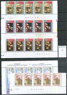 BELGIE * Nr 2495/99 * 5 Stuks - 375 Frank/franc * Postfris Xx - Nuevos
