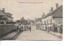 ORIGNY Le SEC - Grande Rue - Autres Communes