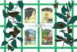99. Salon Du Timbre Jardins De France 2006 - Gebraucht