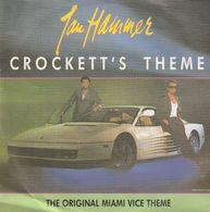 Crockett's Theme - Jan Hammer - Serie TV Miami Vice - MCA Records - Musique De Films