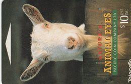 New Zealand - 1994 Animal Eyes - Goat - NZ-D-022 - New Zealand