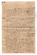 VP17.198 - 1848 - Lettre - Manuscritos