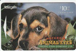 New Zealand - 1994 Animal Eyes - Dog - NZ-D-023 - New Zealand