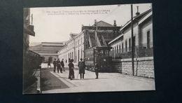 01 - BELLEGARDE - Gare Et Départ Du Tramway Electrique - Ligne De Bellegarde à Chézery - Bellegarde-sur-Valserine