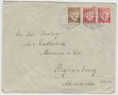 Mocambique 1938, Censored Cover Lorenço Marques To Germany ( Ref 3073) - Mozambique