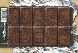 Le Chocolat 2009 - Oblitérés