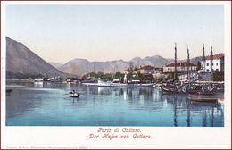 Kotor (Cattaro) * Porto, Hafen, Schiffe * Montenegro * AK2946 - Montenegro