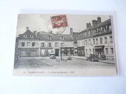 A Vendre Carte De Rambouillet .La Place Du Marché.Epicerie, Grand Hotel Pharmacie. Petit Prix. - Rambouillet