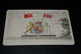 16470-                      Vive L' Angleterre Australie Hindoustan Diev Et Mon Droit C' Etait Son Empire Qu' Il Enviait - Australia