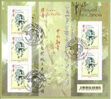 Nouvel An Chinois Buffle 2009 - Gebraucht