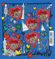 129. Cœurs Lanvin 2010 - Oblitérés
