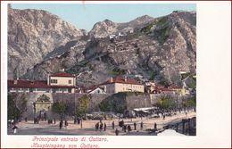 Kotor (Cattaro) * Principale Entrata, Haupteingang, Tor, Befestigung, Promenade * Montenegro * AK2947 - Montenegro