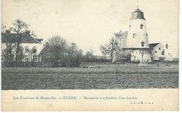 Jes Environs De Bruxelles - EVERE : Meunerie à Cylindres Van Assche - Cachet De La Poste 1906 - Evere