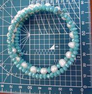BRACCIALE CON PERLINE   BIGIOTTERIA - Bracelets