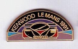 V40 Pin's 24 H Du Mans KENWOOD Qualité Arthus Signé Ssipp Achat Immédiat - Peugeot