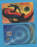JORDAN Chip Phonecard - Jordania