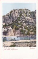 Kotor (Cattaro) * Porta Gordicchio, Tor, Befestigung, Bucht * Montenegro * AK2948 - Montenegro