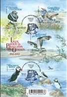 Centenaire De La Ligue Pour La Protection Des Oiseaux 2012 - Gebraucht