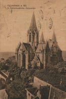OPPENHEIM A RH.  ST.KATHARINENKIRCHE (OSTANSICHT). ALEMANIA GERMANY DEUTSCHLAND - Deutschland