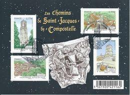 Chemins De Compostelle 2012 - Gebraucht