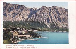 Risan (Risano) * Küste, Berge, Bucht Von Kotor * Montenegro * AK2950 - Montenegro