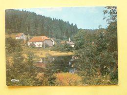 V10-88-vosges-les Vosges Touristiques--obliteration  Bruyere--beau Timbre-rouen- - Bruyeres