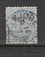 Mi 36 YA - 1864-04 (Christian IX)