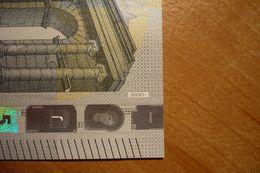 Z020 E1 Draghi 5 EURO 2013 Z020E1 ZD5423203534 - 543 Unc, Neuf - EURO