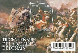 Tricentenaire De La Bataille De Denain 2012 - Oblitérés