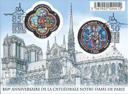Notre-Dame 2013 - Oblitérés