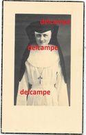 Oorlog Guerre Zuster Madeleine Delaere Steene Gesneuveld Bombardement Te Baguio Philipijnen Door De Jappen  April 1945 - Devotieprenten
