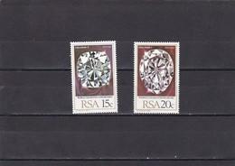Africa Del Sur Nº 476 Al 477 - África Del Sur (1961-...)