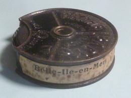 Film 9,5 Mm -) Belle-Ile En Mer Et Ses Grandioses Falaises - Pathé Baby - Pellicole Cinematografiche: 35mm-16mm-9,5+8+S8mm
