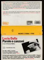 Dalla Lucio Parole E Canzoni - Casetes