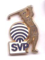 C36 Pin's GOLF SVP Signé Arthus Bertrand Achat Immédiat - Golf