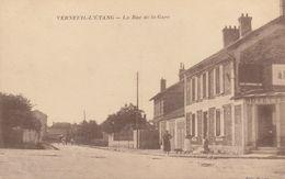 77 /  VERNEUIL L'Etang  Rue De  LA GARE      ///  Ref.  Juin  20  //   BO. 77 - Other Municipalities
