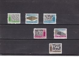 Peru Nº 485 Al 490 - Perù
